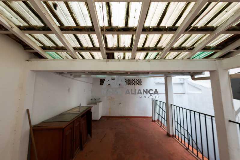 IMG_5820 - Casa de Vila à venda Rua Ipiranga,Laranjeiras, Rio de Janeiro - R$ 1.495.000 - NBCV50005 - 31