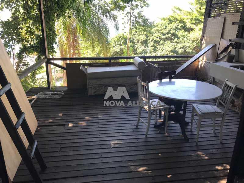 801e9cfe-dbdc-400f-8f54-99079d - Casa à venda Avenida Niemeyer,São Conrado, Rio de Janeiro - R$ 900.000 - NICA00010 - 16