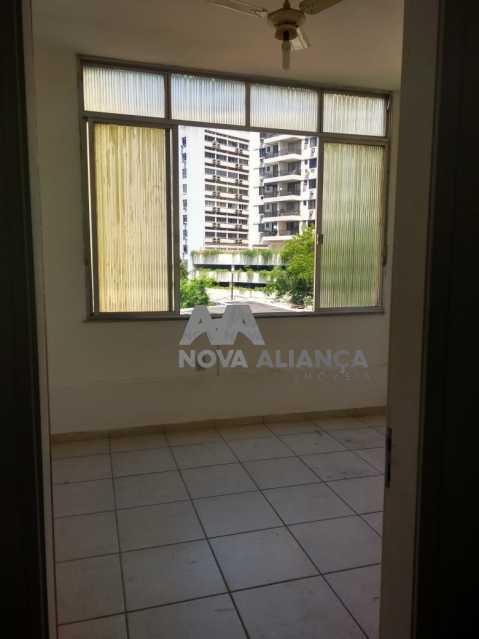 01 sala 01 - Apartamento à venda Rua Mariz e Barros,Praça da Bandeira, Rio de Janeiro - R$ 240.000 - NTAP10202 - 1