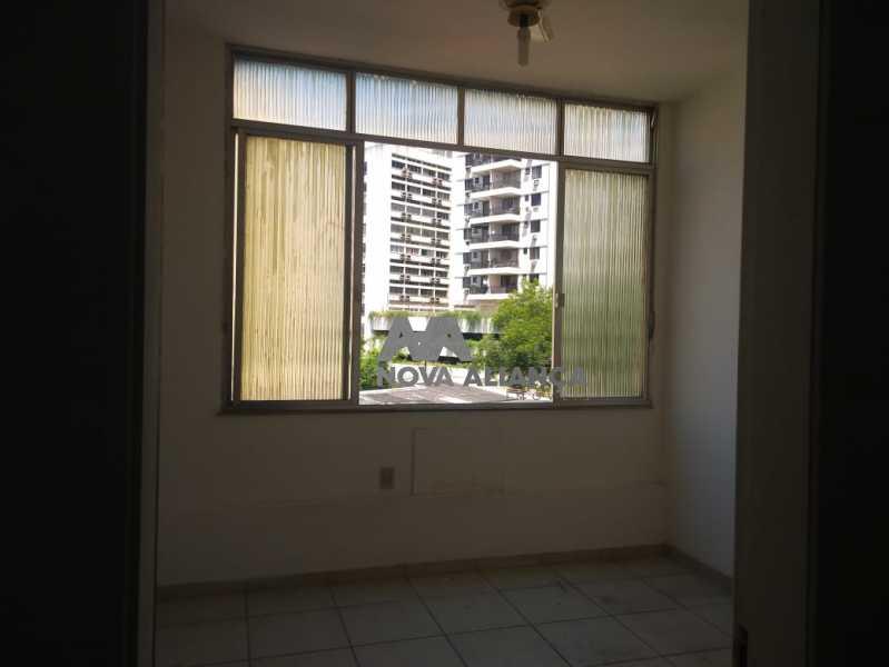 02 sala 02 - Apartamento à venda Rua Mariz e Barros,Praça da Bandeira, Rio de Janeiro - R$ 240.000 - NTAP10202 - 4