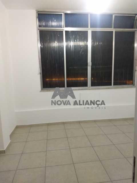 03 sala 03 - Apartamento à venda Rua Mariz e Barros,Praça da Bandeira, Rio de Janeiro - R$ 240.000 - NTAP10202 - 3