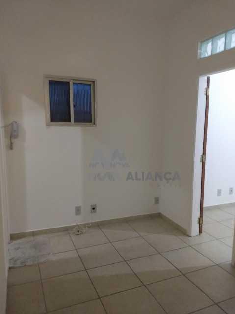 04 sala 04 - Apartamento à venda Rua Mariz e Barros,Praça da Bandeira, Rio de Janeiro - R$ 240.000 - NTAP10202 - 6
