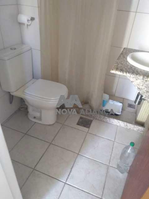 08 banheiro 02 - Apartamento à venda Rua Mariz e Barros,Praça da Bandeira, Rio de Janeiro - R$ 240.000 - NTAP10202 - 10