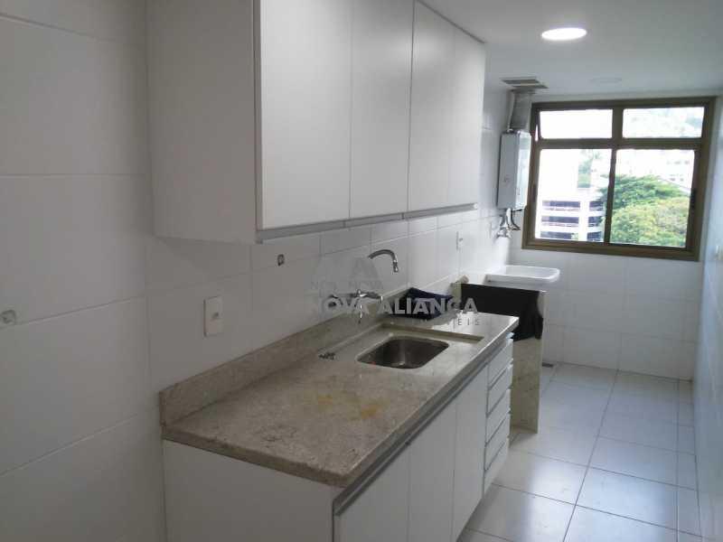 Cobertura Gávea Duplex - Cobertura à venda Rua Marquês de São Vicente,Gávea, Rio de Janeiro - R$ 2.790.000 - NICO30125 - 17