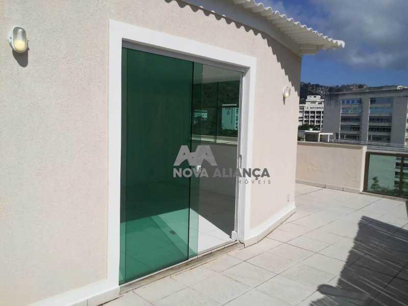 Cobertura Gávea Duplex - Cobertura à venda Rua Marquês de São Vicente,Gávea, Rio de Janeiro - R$ 2.790.000 - NICO30125 - 22