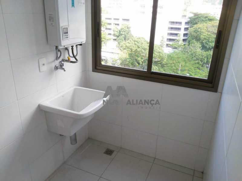 Cobertura Gávea Duplex - Cobertura à venda Rua Marquês de São Vicente,Gávea, Rio de Janeiro - R$ 2.790.000 - NICO30125 - 19