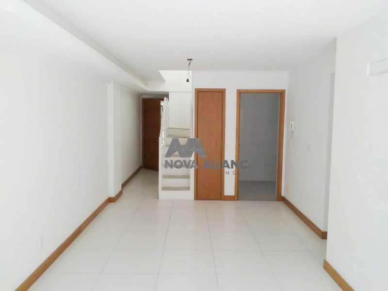 Cobertura Gávea Duplex - Cobertura à venda Rua Marquês de São Vicente,Gávea, Rio de Janeiro - R$ 2.790.000 - NICO30125 - 9