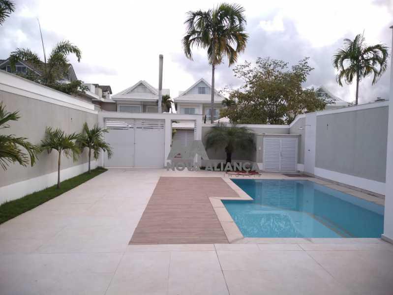 27fd5441-6eae-4a0b-9e80-2aacb5 - Casa em Condomínio 5 quartos à venda Barra da Tijuca, Rio de Janeiro - R$ 3.200.000 - NICN50006 - 1