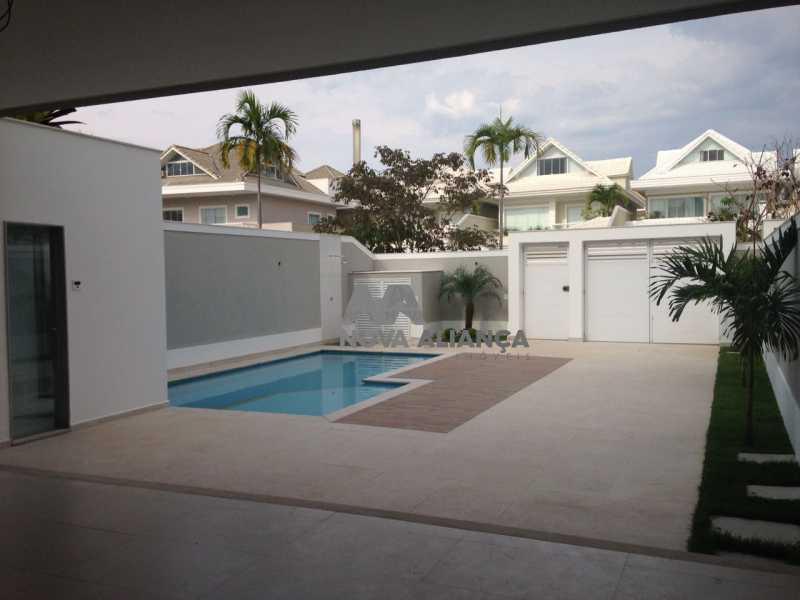 50f10867-d7cb-460f-acbd-b25ac8 - Casa em Condomínio 5 quartos à venda Barra da Tijuca, Rio de Janeiro - R$ 3.200.000 - NICN50006 - 14