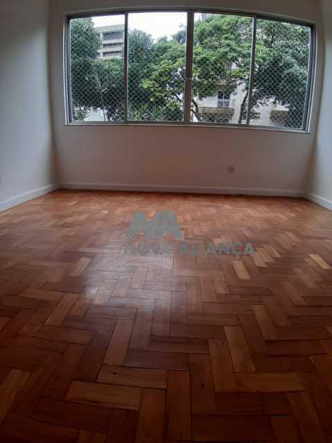 3 QUARTOS - BOTAFOGO - Apartamento À Venda - Botafogo - Rio de Janeiro - RJ - NBAP31669 - 1