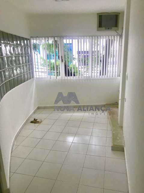 01. - Sala Comercial 40m² à venda Rua Santo Afonso,Tijuca, Rio de Janeiro - R$ 240.000 - NTSL00080 - 1