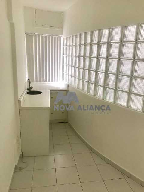 05. - Sala Comercial 40m² à venda Rua Santo Afonso,Tijuca, Rio de Janeiro - R$ 240.000 - NTSL00080 - 3
