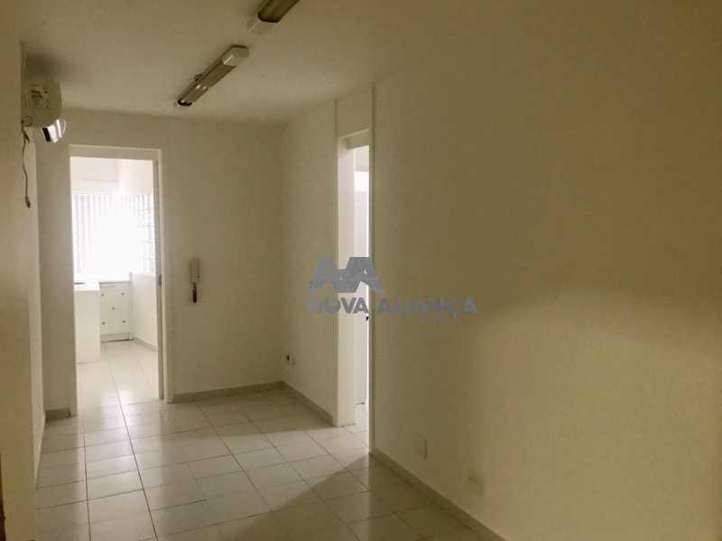 09. - Sala Comercial 40m² à venda Rua Santo Afonso,Tijuca, Rio de Janeiro - R$ 240.000 - NTSL00080 - 5