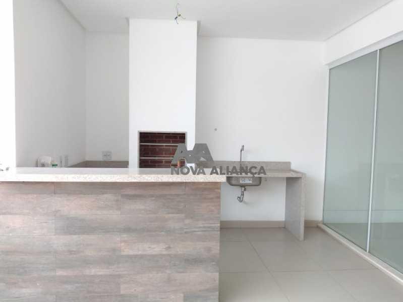 5c8c4ac0-d34c-4e64-a9d2-729b84 - Casa em Condomínio à venda Rua Ênio Silveira,Barra da Tijuca, Rio de Janeiro - R$ 3.159.000 - NICN50007 - 8
