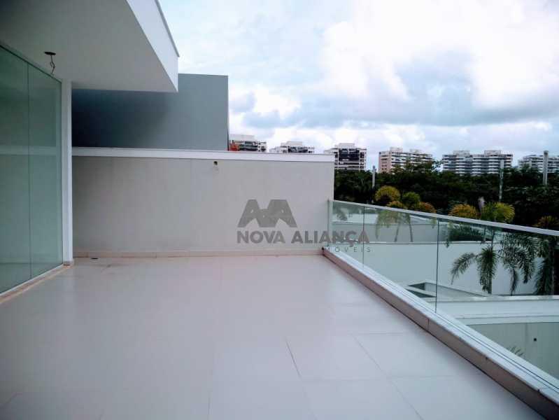 32c82328-8f12-4aee-b343-3cd363 - Casa em Condomínio à venda Rua Ênio Silveira,Barra da Tijuca, Rio de Janeiro - R$ 3.159.000 - NICN50007 - 6