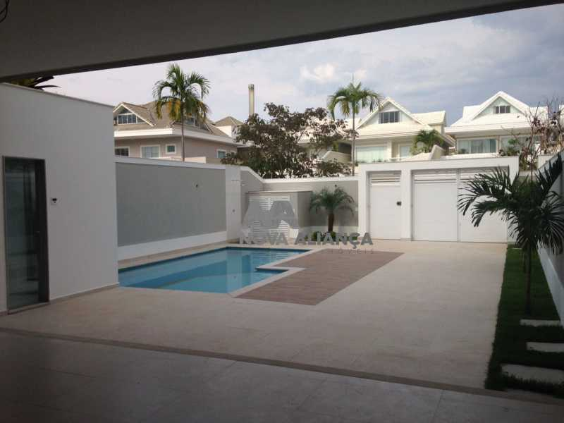50f10867-d7cb-460f-acbd-b25ac8 - Casa em Condomínio à venda Rua Ênio Silveira,Barra da Tijuca, Rio de Janeiro - R$ 3.200.000 - NICN50007 - 14