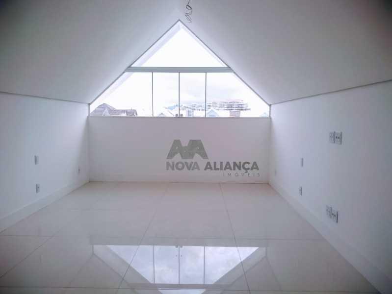 983cc5dc-dabf-47b3-8d75-11fcf2 - Casa em Condomínio à venda Rua Ênio Silveira,Barra da Tijuca, Rio de Janeiro - R$ 3.200.000 - NICN50007 - 17
