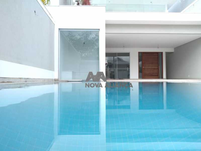 960703b3-1d33-47e3-9c4f-b3ac56 - Casa em Condomínio à venda Rua Ênio Silveira,Barra da Tijuca, Rio de Janeiro - R$ 3.200.000 - NICN50007 - 3
