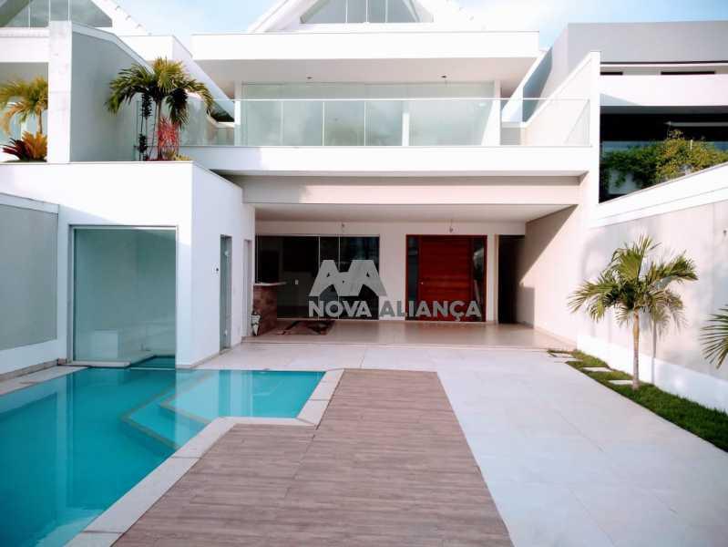 aa174d6e-f25d-4cd1-bd14-4121f9 - Casa em Condomínio à venda Rua Ênio Silveira,Barra da Tijuca, Rio de Janeiro - R$ 3.159.000 - NICN50007 - 24