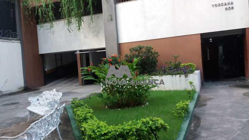 48 - Apartamento à venda Rua Barão de Mesquita,Grajaú, Rio de Janeiro - R$ 470.000 - NTAP21038 - 24