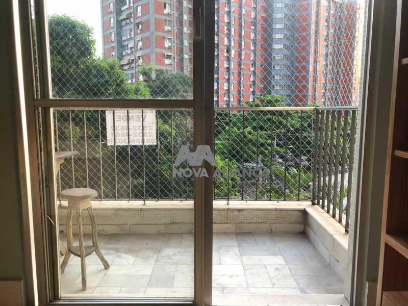 a - Apartamento à venda Rua Barão de Mesquita,Grajaú, Rio de Janeiro - R$ 470.000 - NTAP21038 - 5