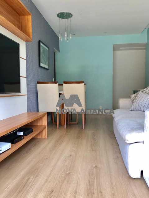 dfr - Apartamento à venda Rua Barão de Mesquita,Grajaú, Rio de Janeiro - R$ 470.000 - NTAP21038 - 3