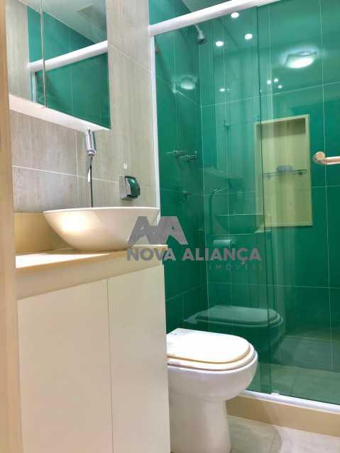 hytr - Apartamento à venda Rua Barão de Mesquita,Grajaú, Rio de Janeiro - R$ 470.000 - NTAP21038 - 12