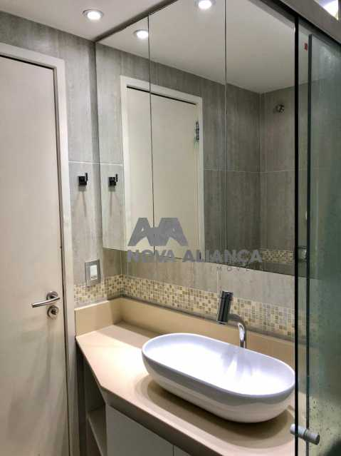 qw - Apartamento à venda Rua Barão de Mesquita,Grajaú, Rio de Janeiro - R$ 470.000 - NTAP21038 - 20