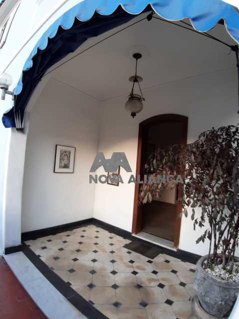 60e1705b-f92c-4304-9ef4-19f330 - Casa 4 quartos à venda Laranjeiras, Rio de Janeiro - R$ 1.650.000 - NFCA40038 - 1