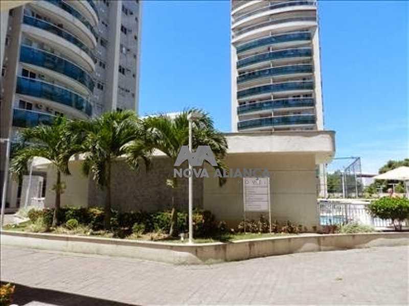 bg - Apartamento à venda Rua Aroazes,Jacarepaguá, Rio de Janeiro - R$ 560.000 - NSAP31158 - 1