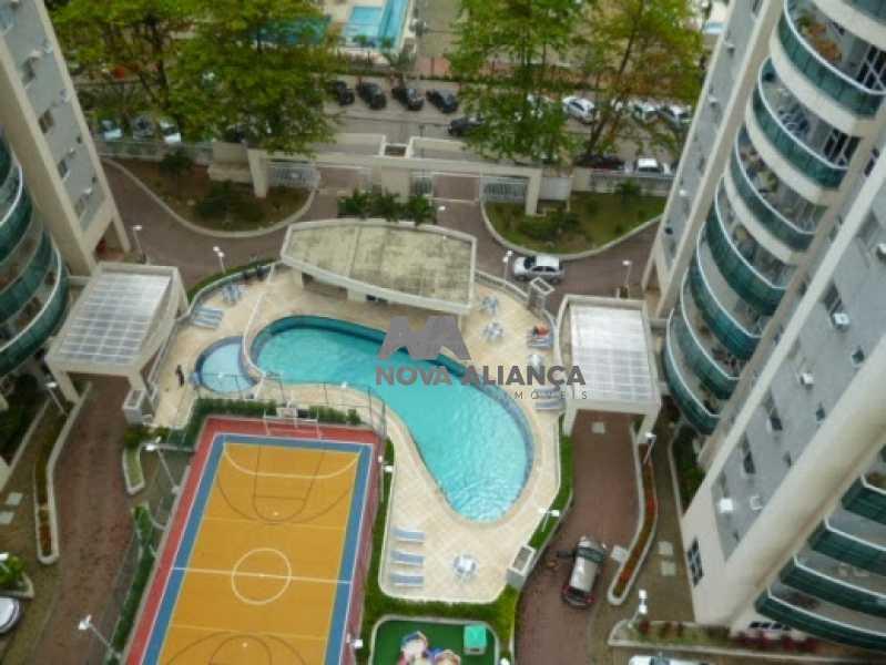 bg1 - Apartamento à venda Rua Aroazes,Jacarepaguá, Rio de Janeiro - R$ 560.000 - NSAP31158 - 3