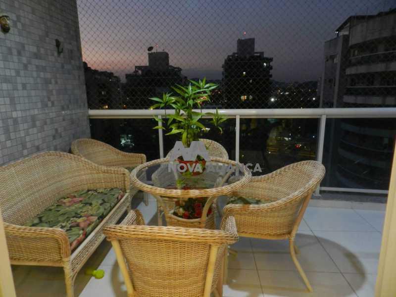 bg5 - Apartamento à venda Rua Aroazes,Jacarepaguá, Rio de Janeiro - R$ 560.000 - NSAP31158 - 4