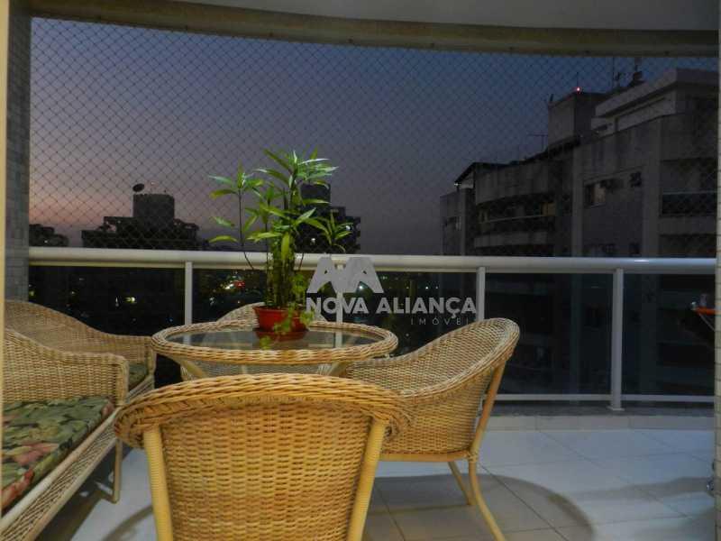 bg7 - Apartamento à venda Rua Aroazes,Jacarepaguá, Rio de Janeiro - R$ 560.000 - NSAP31158 - 5