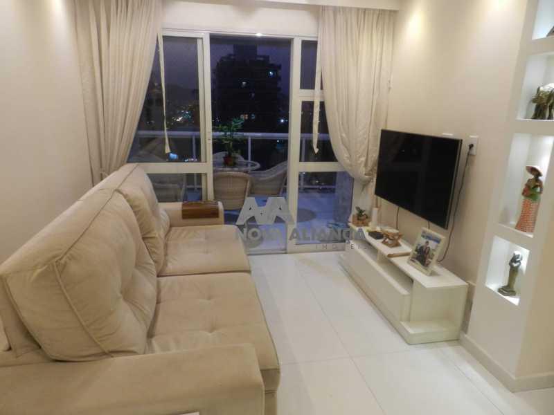 bg8 - Apartamento à venda Rua Aroazes,Jacarepaguá, Rio de Janeiro - R$ 560.000 - NSAP31158 - 6