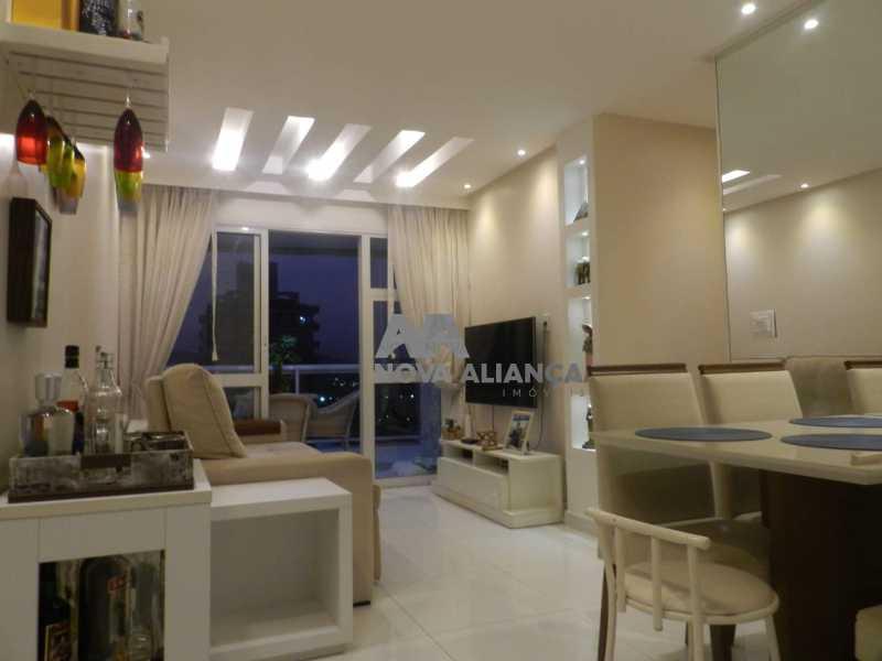 bg12 - Apartamento à venda Rua Aroazes,Jacarepaguá, Rio de Janeiro - R$ 560.000 - NSAP31158 - 11