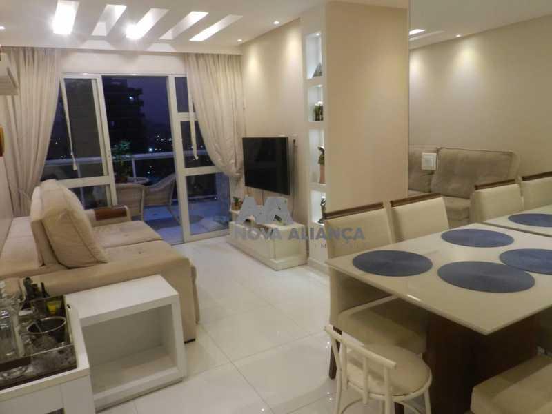 bg14 - Apartamento à venda Rua Aroazes,Jacarepaguá, Rio de Janeiro - R$ 560.000 - NSAP31158 - 10