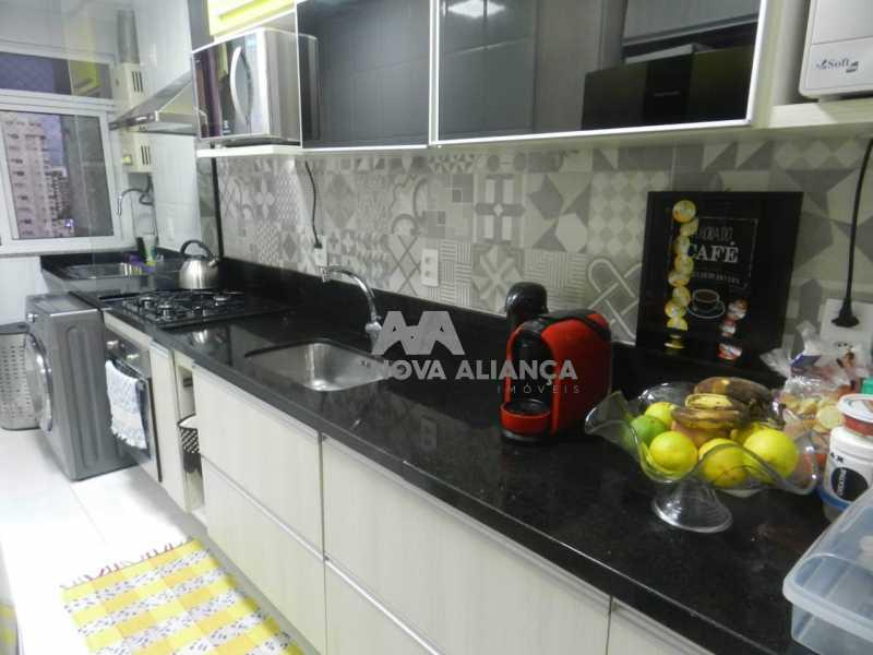 bg15 - Apartamento à venda Rua Aroazes,Jacarepaguá, Rio de Janeiro - R$ 560.000 - NSAP31158 - 24