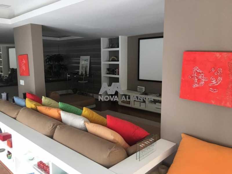 9 - Casa à venda Rua Caio Mário,Gávea, Rio de Janeiro - R$ 5.400.000 - NTCA50018 - 6