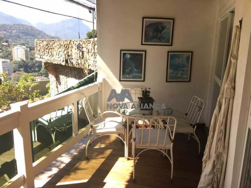 14 - Casa à venda Rua Caio Mário,Gávea, Rio de Janeiro - R$ 5.400.000 - NTCA50018 - 4