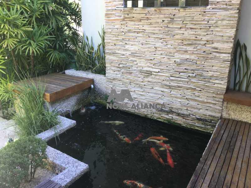 19 - Casa à venda Rua Caio Mário,Gávea, Rio de Janeiro - R$ 5.400.000 - NTCA50018 - 31