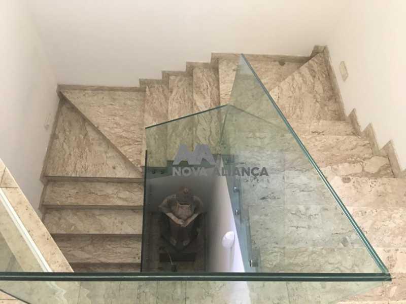 25 - Casa à venda Rua Caio Mário,Gávea, Rio de Janeiro - R$ 5.400.000 - NTCA50018 - 11