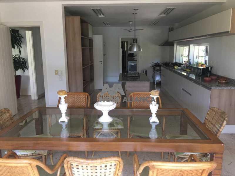 26 - Casa à venda Rua Caio Mário,Gávea, Rio de Janeiro - R$ 5.400.000 - NTCA50018 - 8