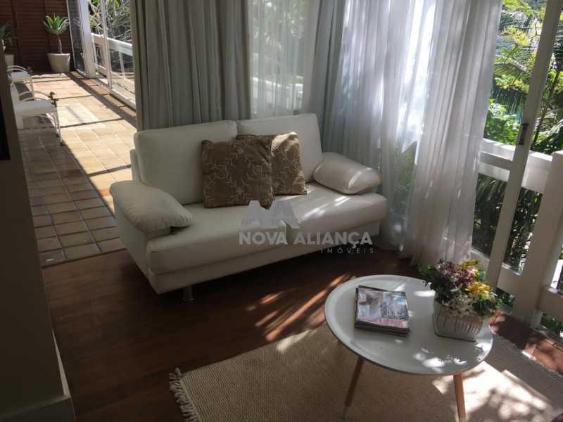 44 - Casa à venda Rua Caio Mário,Gávea, Rio de Janeiro - R$ 5.400.000 - NTCA50018 - 17