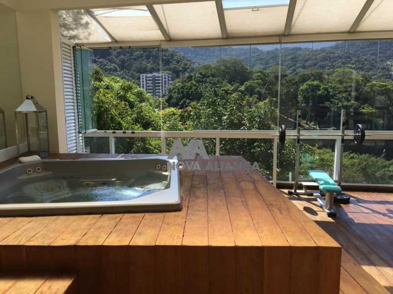 65 - Casa à venda Rua Caio Mário,Gávea, Rio de Janeiro - R$ 5.400.000 - NTCA50018 - 26
