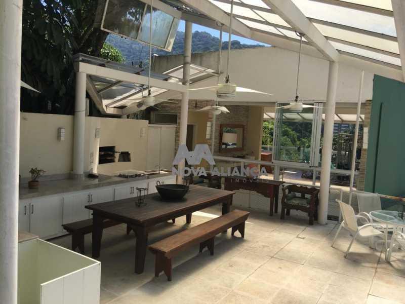 54 - Casa à venda Rua Caio Mário,Gávea, Rio de Janeiro - R$ 5.400.000 - NTCA50018 - 29