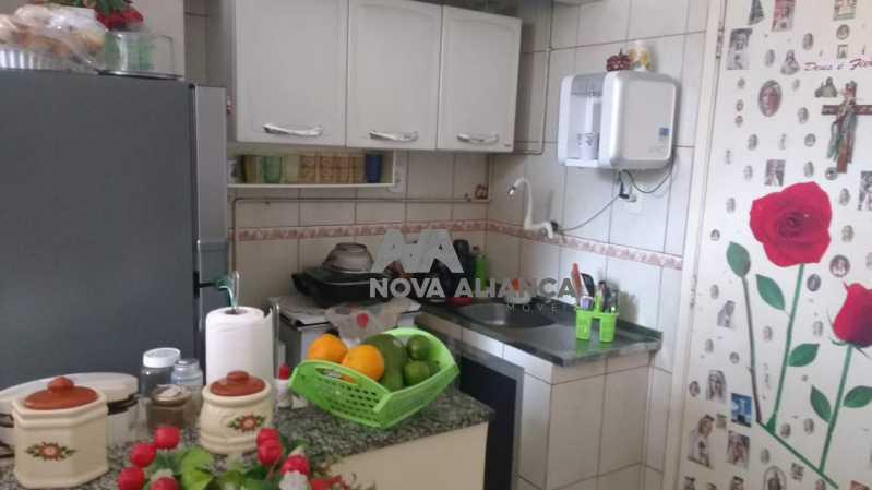 4d46e5a3-d296-4855-8db5-edb854 - Kitnet/Conjugado 24m² à venda Rua das Laranjeiras,Laranjeiras, Rio de Janeiro - R$ 270.000 - NFKI10094 - 5