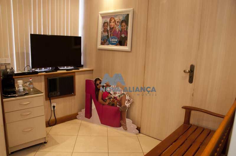 DSC_0013 - Sala Comercial 35m² à venda Tijuca, Rio de Janeiro - R$ 225.000 - NTSL00082 - 6