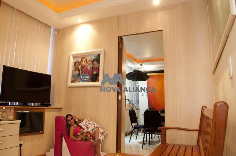 DSC_0014 - Sala Comercial 35m² à venda Tijuca, Rio de Janeiro - R$ 225.000 - NTSL00082 - 5