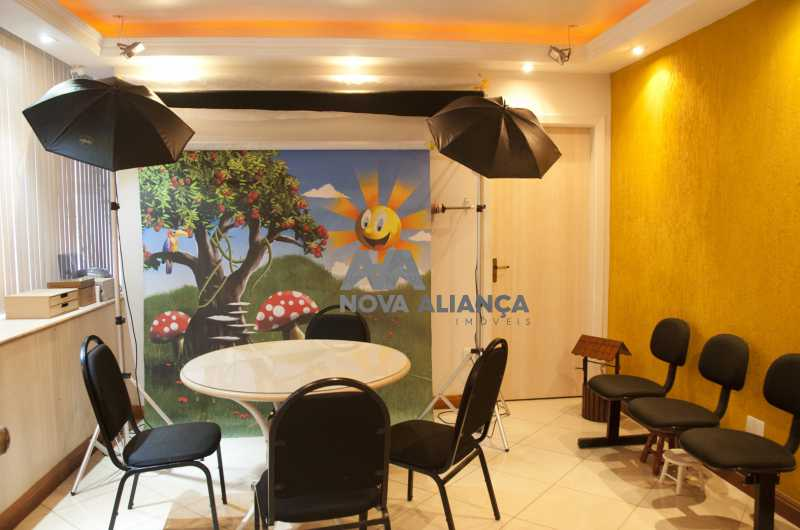 DSC_0032 - Sala Comercial 35m² à venda Tijuca, Rio de Janeiro - R$ 225.000 - NTSL00082 - 1