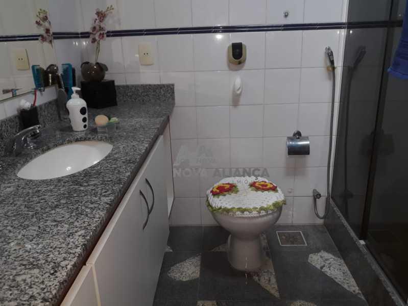 6 - Casa em Condomínio à venda Rua Bom Pastor,Tijuca, Rio de Janeiro - R$ 1.149.000 - NTCN40008 - 14